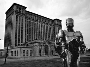 Robocop, te necesitamos