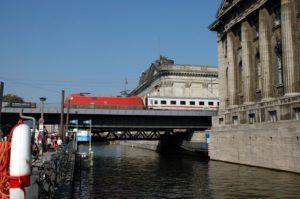 Berlín - Stadtbahn
